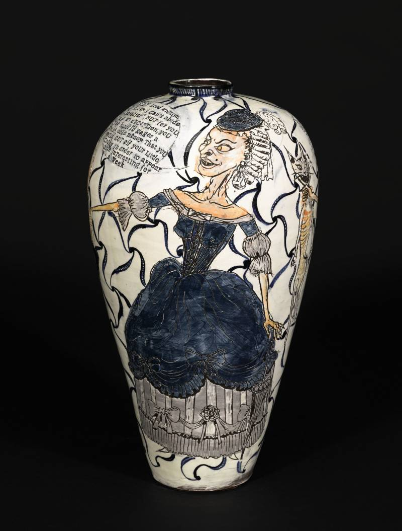 Grayson Perry But What Am I Supposed To Wear To The Surface Decoration Ball Est 2030k 162344